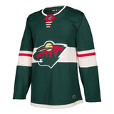 Minnesota Wild adidas Authentic Jersey (Home)