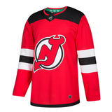 New Jersey Devils adidas Authentic Jersey (Home)