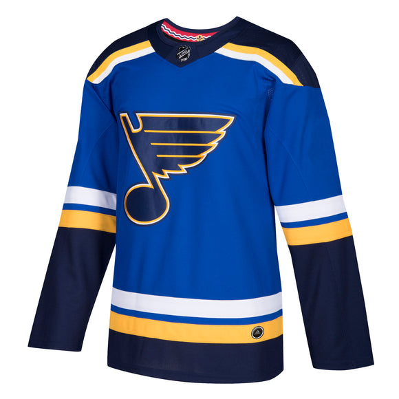 St. Louis Blues adidas Authentic Jersey (Home)
