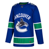 Vancouver Canucks adidas Authentic Jersey (Home)