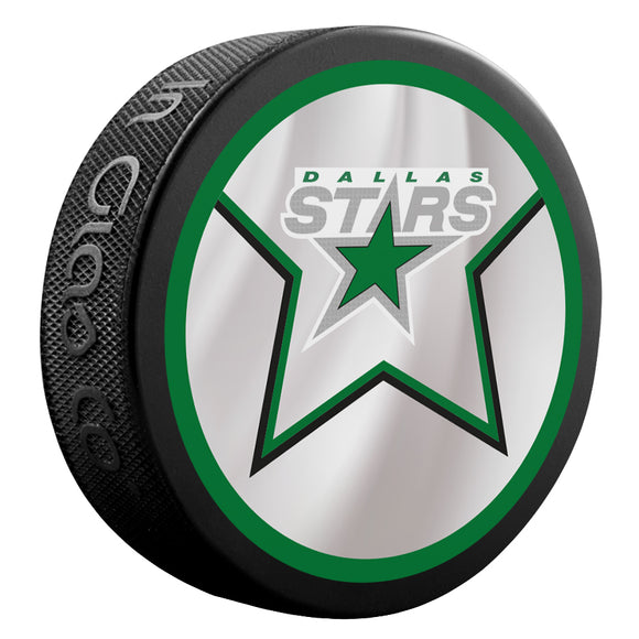 Dallas Stars Reverse Retro Jersey Puck