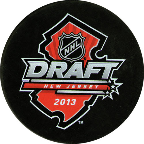 2013 NHL Draft Puck