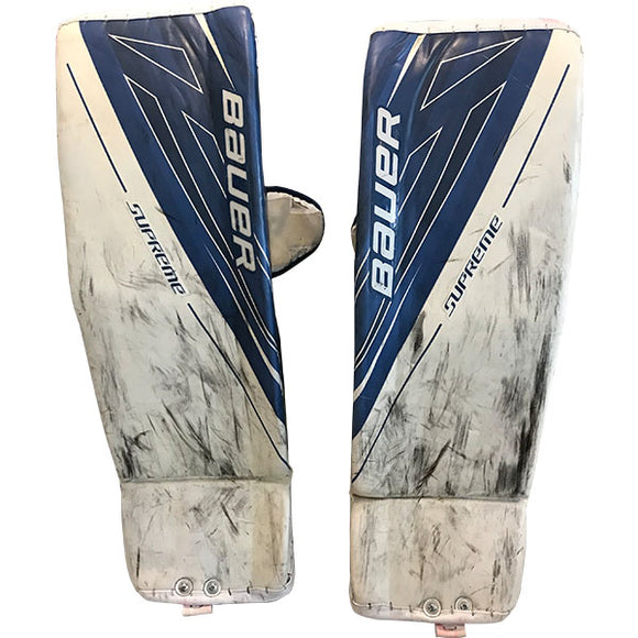 Frederik Andersen Toronto Maple Leafs Game-Used Pads