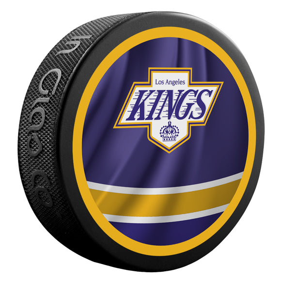 Los Angeles Kings Reverse Retro Jersey Puck
