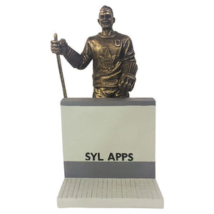 Syl Apps Toronto Maple Leafs Legends Row Statue