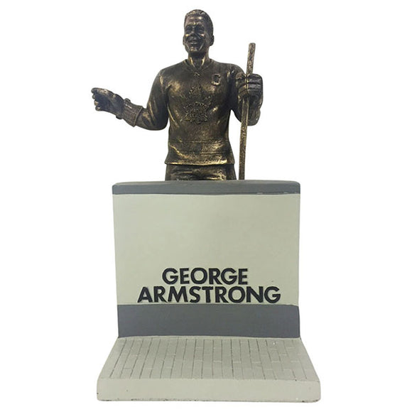 George Armstrong Toronto Maple Leafs Legends Row Statue
