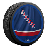 New York Rangers Reverse Retro Jersey Puck