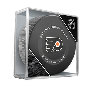 Philadelphia Flyers Official Game Model Puck