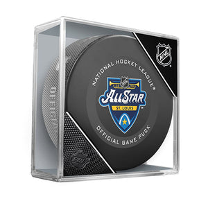 2020 NHL All-Star Game Official Game Puck