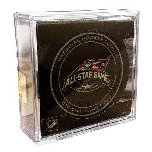 2015 All-Star Official Game Puck - Columbus