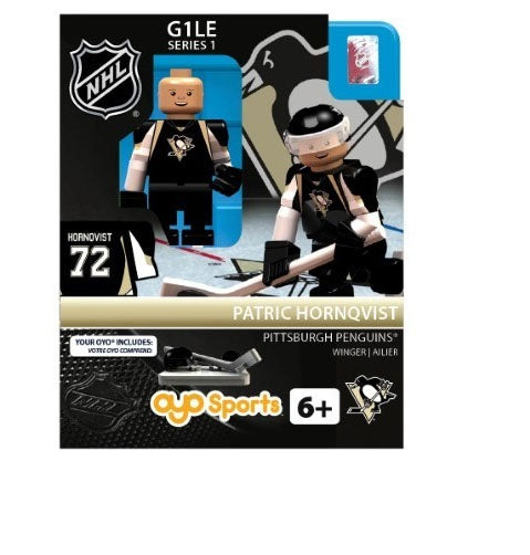 OYO Mini-Figure - Patric Hornqvist