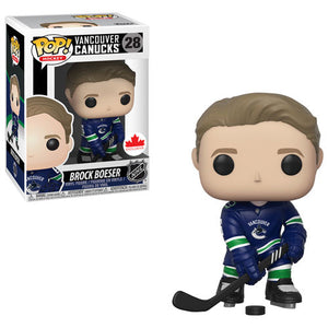 Brock Boeser Vancouver Canucks Funko Pop! Hockey Figure