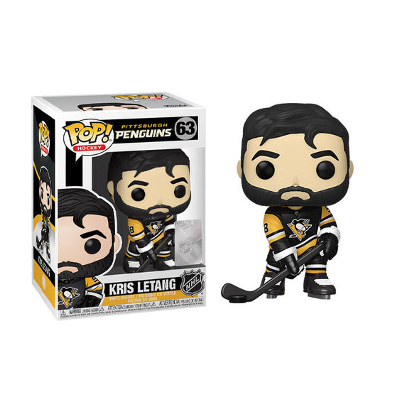 Kris Letang Pittsburgh Penguins Funko Pop! Hockey Figure