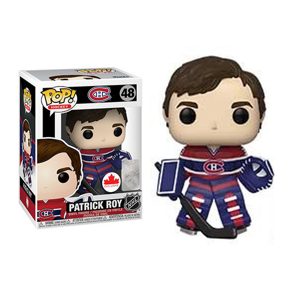 Patrick Roy Montreal Canadiens Funko Pop! Hockey Figure