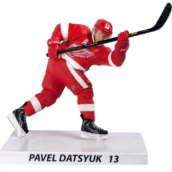 Pavel Datsyuk 6-Inch Figurine - Premium Sports Artifacts