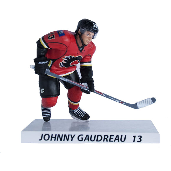 Johnny Gaudreau 6-Inch Figurine - Premium Sports Artifacts