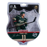 Zach Parise 6-Inch Figurine - Premium Sports Artifacts