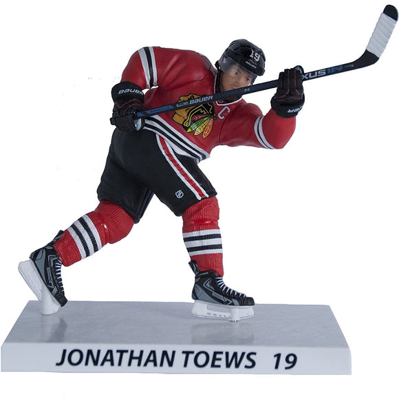 Jonathan Toews 6-Inch Figurine - Premium Sports Artifacts