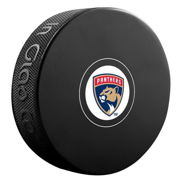 Florida Panthers Autograph Model Puck