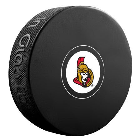 Ottawa Senators Autograph Model Puck