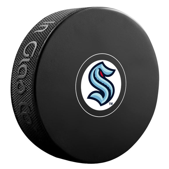 Seattle Kraken Autograph Model Puck
