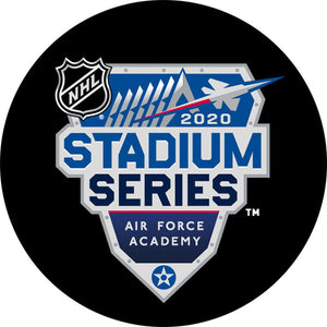 2020 Stadium Series Souvenir Puck
