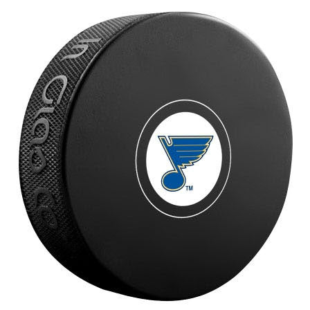 St. Louis Blues Autograph Model Puck