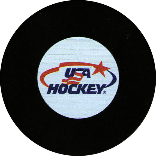 USA Olympic Hockey Puck