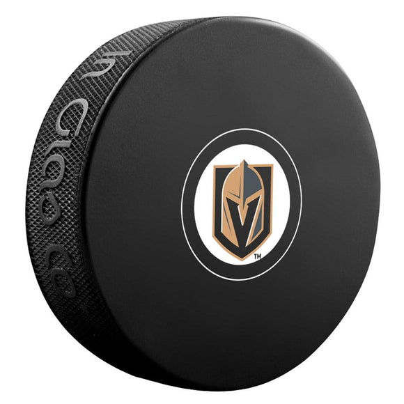 Vegas Golden Knights Autograph Model Puck