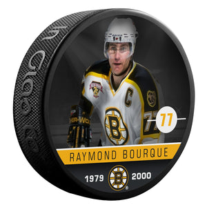 Ray Bourque NHL Alumni Puck