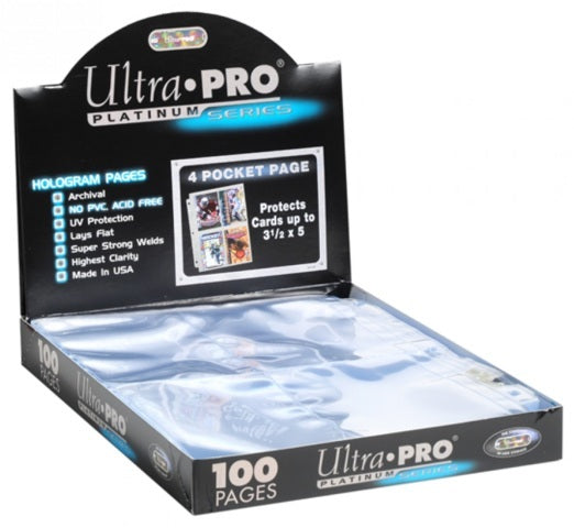 8X10 Plastic Sleeves - Box of 100