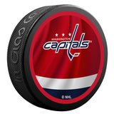 Washington Capitals Reverse Retro Jersey Puck