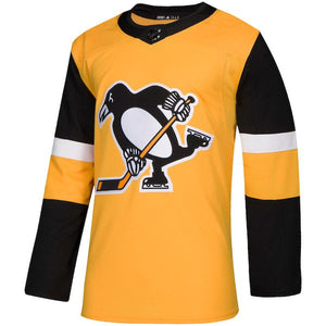 Pittsburgh Penguins adidas Authentic Jersey (Alternate)