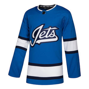 Winnipeg Jets adidas Authentic Jersey (Alternate)