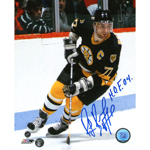 Ray Bourque Autographed Boston Bruins 16X20 Photo (Photo 2)