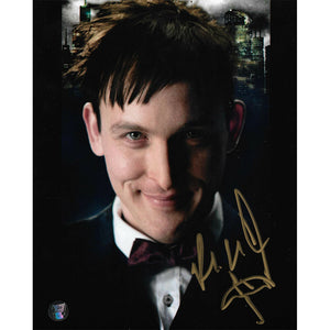 Robin Lord Taylor Autographed Gotham 8X10 Photo