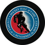 Peter Forsberg 2014 Hall of Fame Induction Souvenir Puck