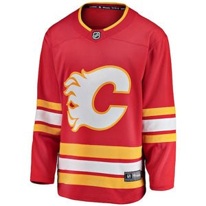 Calgary Flames Fanatics Breakaway Jersey (Alternate)
