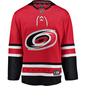 Carolina Hurricanes Fanatics Breakaway Jersey (Home)