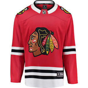 Chicago Blackhawks Fanatics Breakaway Jersey (Home)