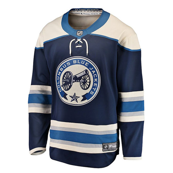 Columbus Blue Jackets Fanatics Breakaway Jersey (Alternate)