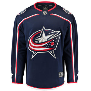 Columbus Blue Jackets Fanatics Breakaway Jersey (Home)