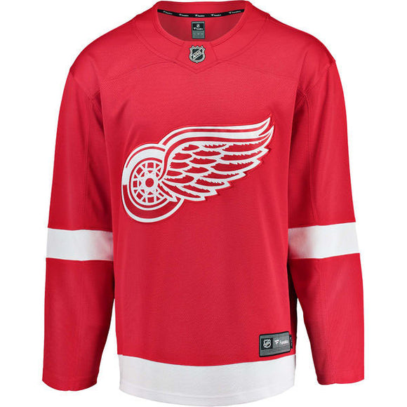 Detroit Red Wings Fanatics Breakaway Jersey (Home)