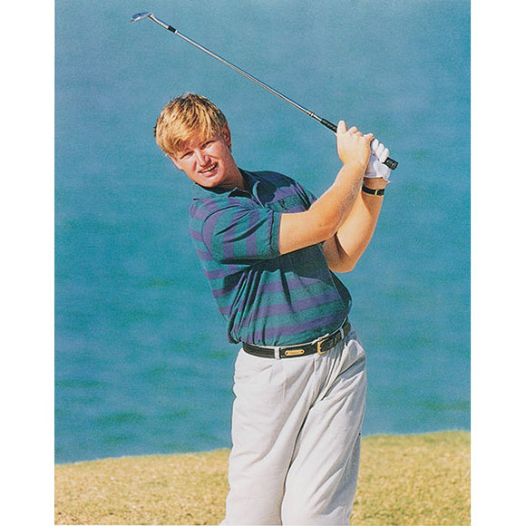 Ernie Els Unsigned 8X10 Photo