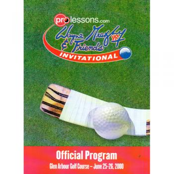2000 - Wayne Gretzky and Friends Golf Program
