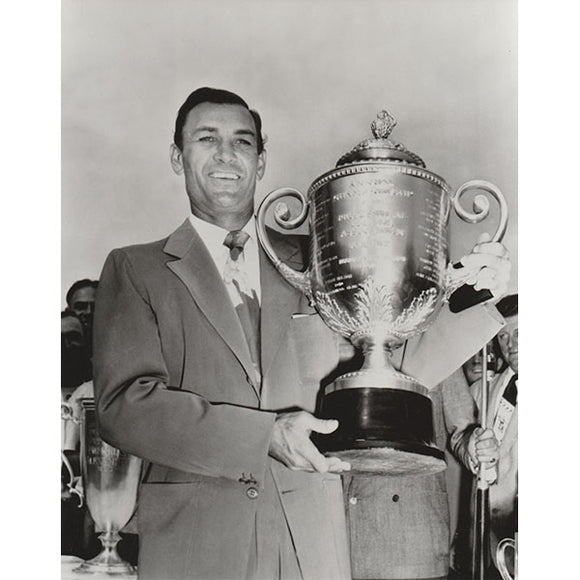 Ben Hogan Unsigned 8X10 Photo