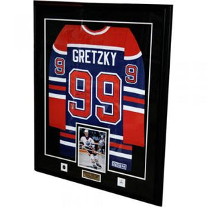 Standard Jersey Framing with Photo