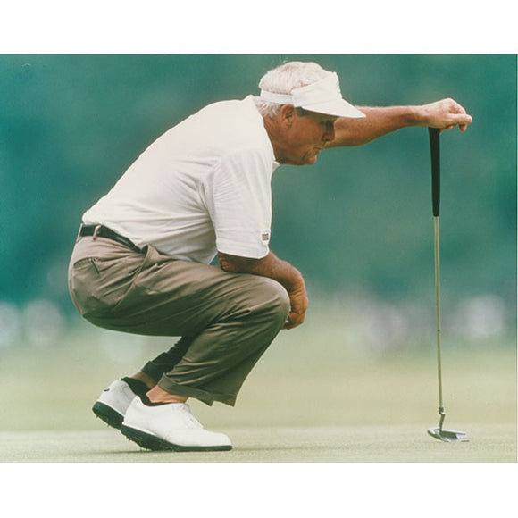 Arnold Palmer Unsigned 8X10 Photo