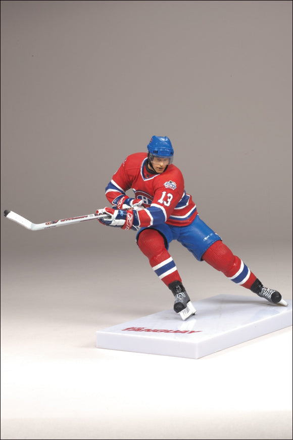Alex Tanguay McFarlane Figurine (Series 21)