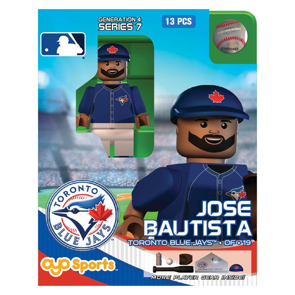 OYO Mini-Figure - Jose Bautista